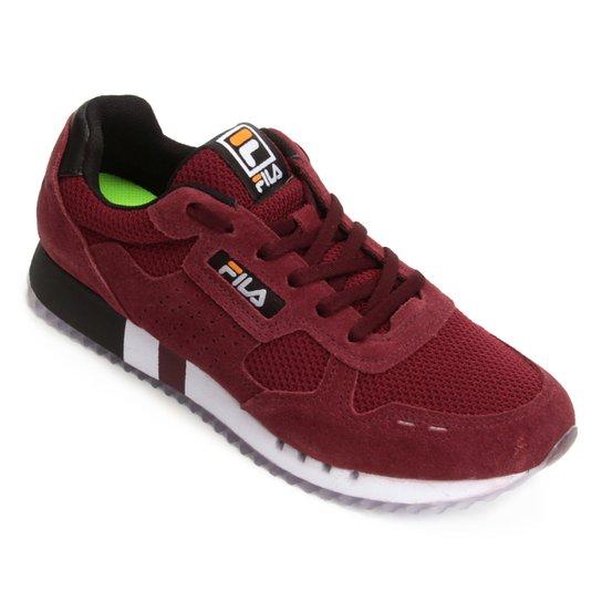 49757ed4a30 Tênis Fila Classic 92 Ss Masculino - Vermelho - Compre Agora