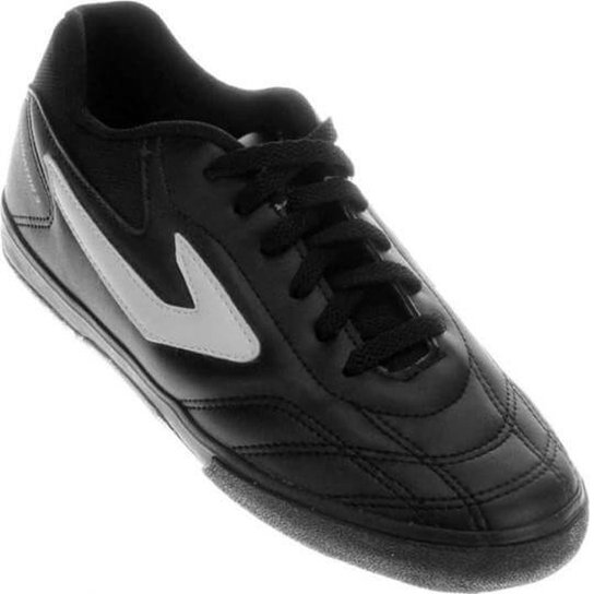 ae2d56a190b4d Tênis Topper Dominator 3 Futsal Masculino - Preto - Compre Agora ...