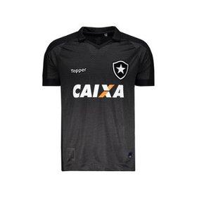 Camisa Topper Botafogo II 2016 n° 7 - Montillo - Compre Agora  433cf9384243f