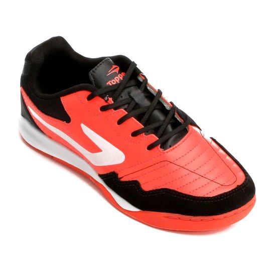 3af5f4348b Chuteira Futsal Topper Dominator Pro - Compre Agora
