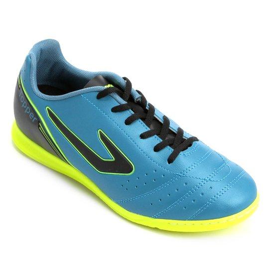 5b7ee64d8fb Chuteira Futsal Topper Drible - Compre Agora