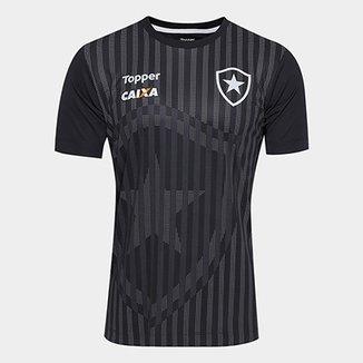 Camisa Botafogo Comissão Técnica Masculina 9c616b10185bd