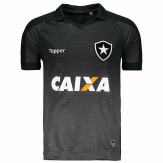 Compre Camisa Botafogo Masculino Online  72b4c6477d674