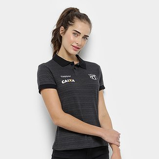 42894504da1ce Camisa Polo Ceará Viagem 2018 Topper Feminina