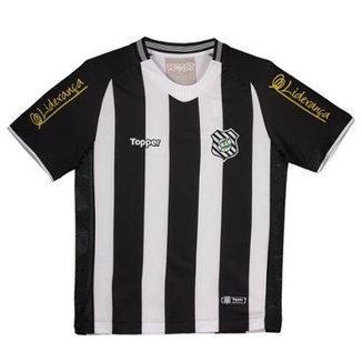 13ce62a33d5d1 Camisa Topper Figueirense I 2018 Juvenil