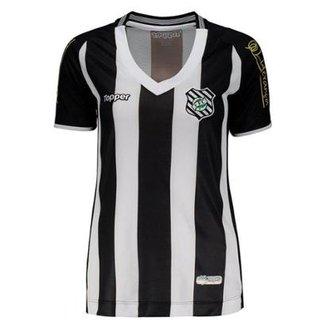 c9546ec2893d1 Camisa Topper Figueirense I 2018 Feminina