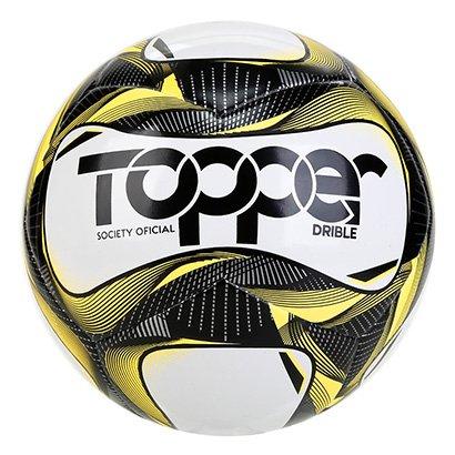 Bola de Futebol Society Topper Drible Tecnofusion