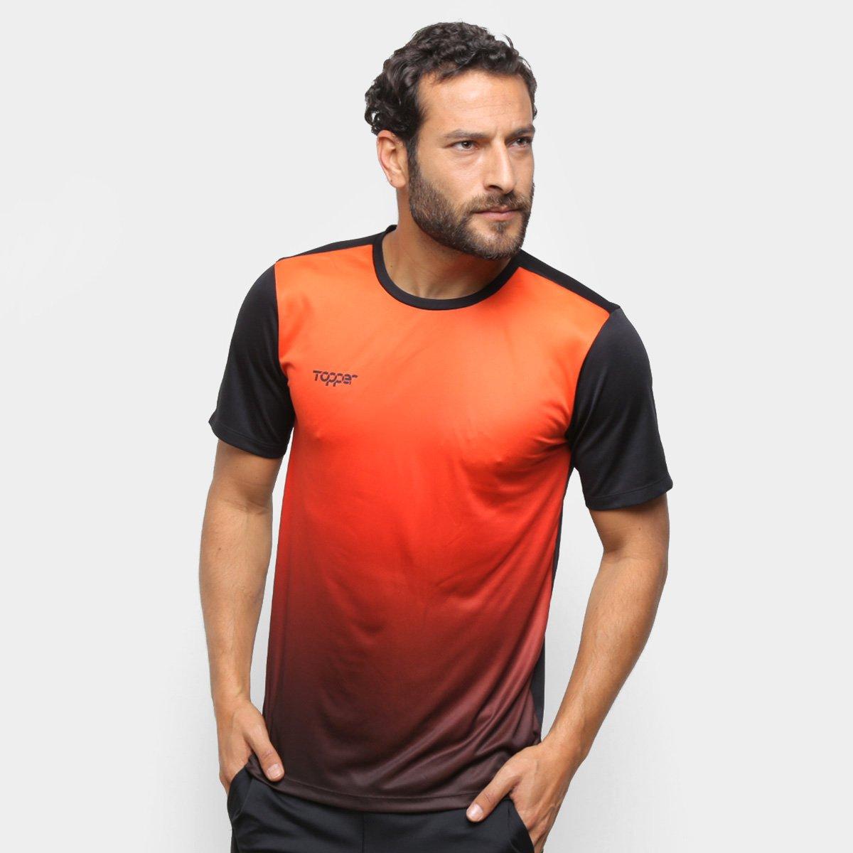 Camisa Futebol Topper Soccer Classic Masculina