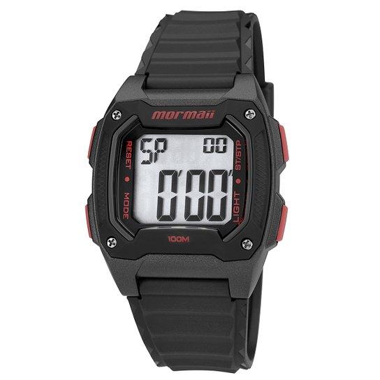 32b5b0c5aee Relógio Mormaii - MO11516A8R - Compre Agora
