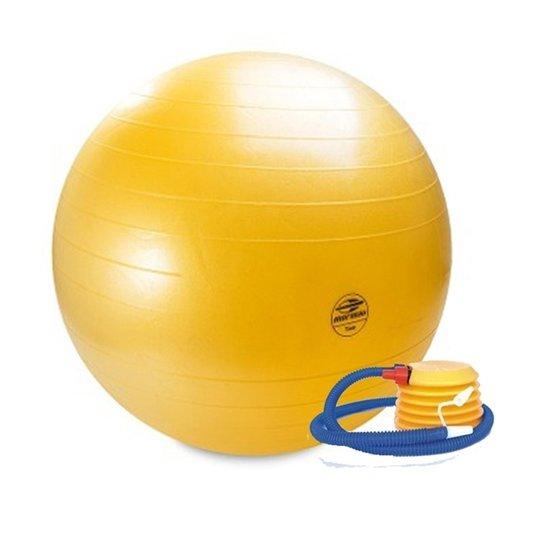 Bola Pilates Gymball + Bomba - Mormaii - 65Cm - Compre Agora  0c2fa40a8f03e