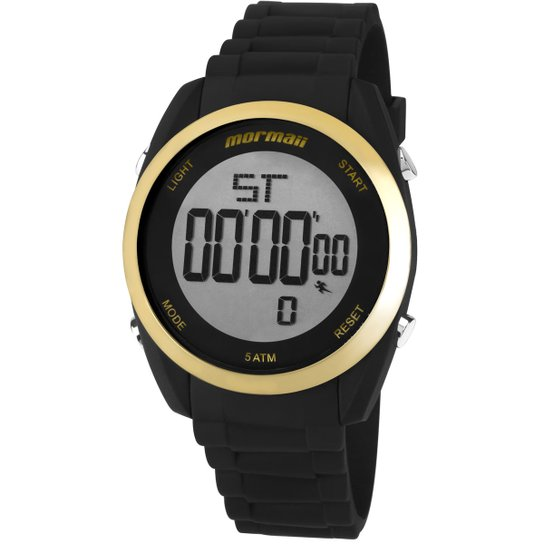 ca0ac67c3d784 Relógio Masculino Mormaii MO2035DU 1M - Preto - Compre Agora