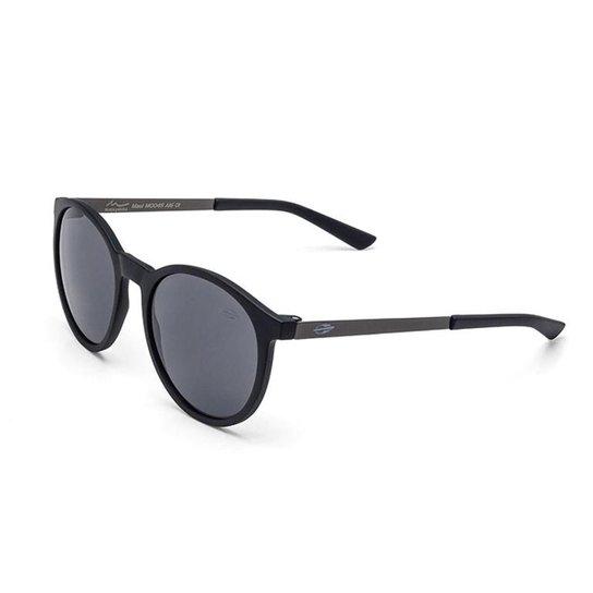 Óculos Sol Mormaii Maui Maya Gabeira M0045a1601 Preto Fosco - Compre ... 89d4ba9d60