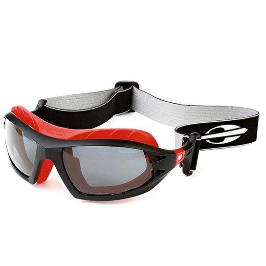 a47155d8ab5d0 Óculos De Sol Mormaii Floater Polarizado 25191068 Preto Vermelho - Preto