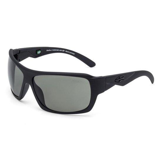 Óculos Sol Mormaii Malibu 2 M0046a1489 Preto Fosco - Preto - Compre ... d612469ddc
