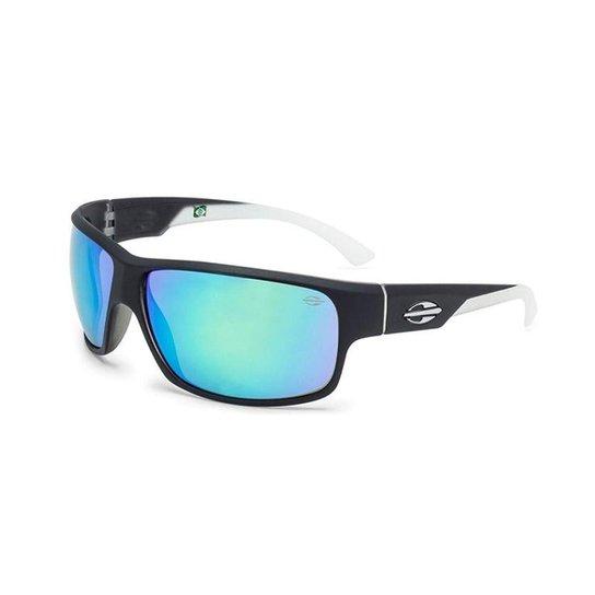 Óculos Sol Mormaii Joaca 2 445A1985 Preto Fosco - Preto - Compre ... 267dd98092