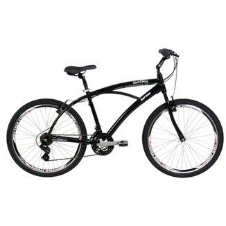 Bicicleta Mormaii Aro 26 Alumínio Beach Way Pro f5fb3fc1e3