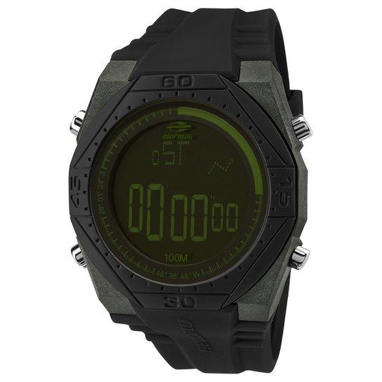 150a9ec6af7 Relógio Digital Mormaii MO3374B 8V - Preto - Compre Agora