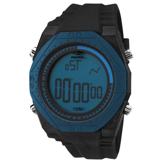 4c7f9d6725445 Relógio Mormaii MO3374A 8A - Preto - Compre Agora