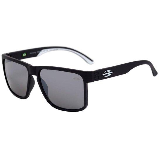 Óculos Mormaii Monterey Preto Fosco com Detalhe B - Compre Agora ... 1c8e1a481f