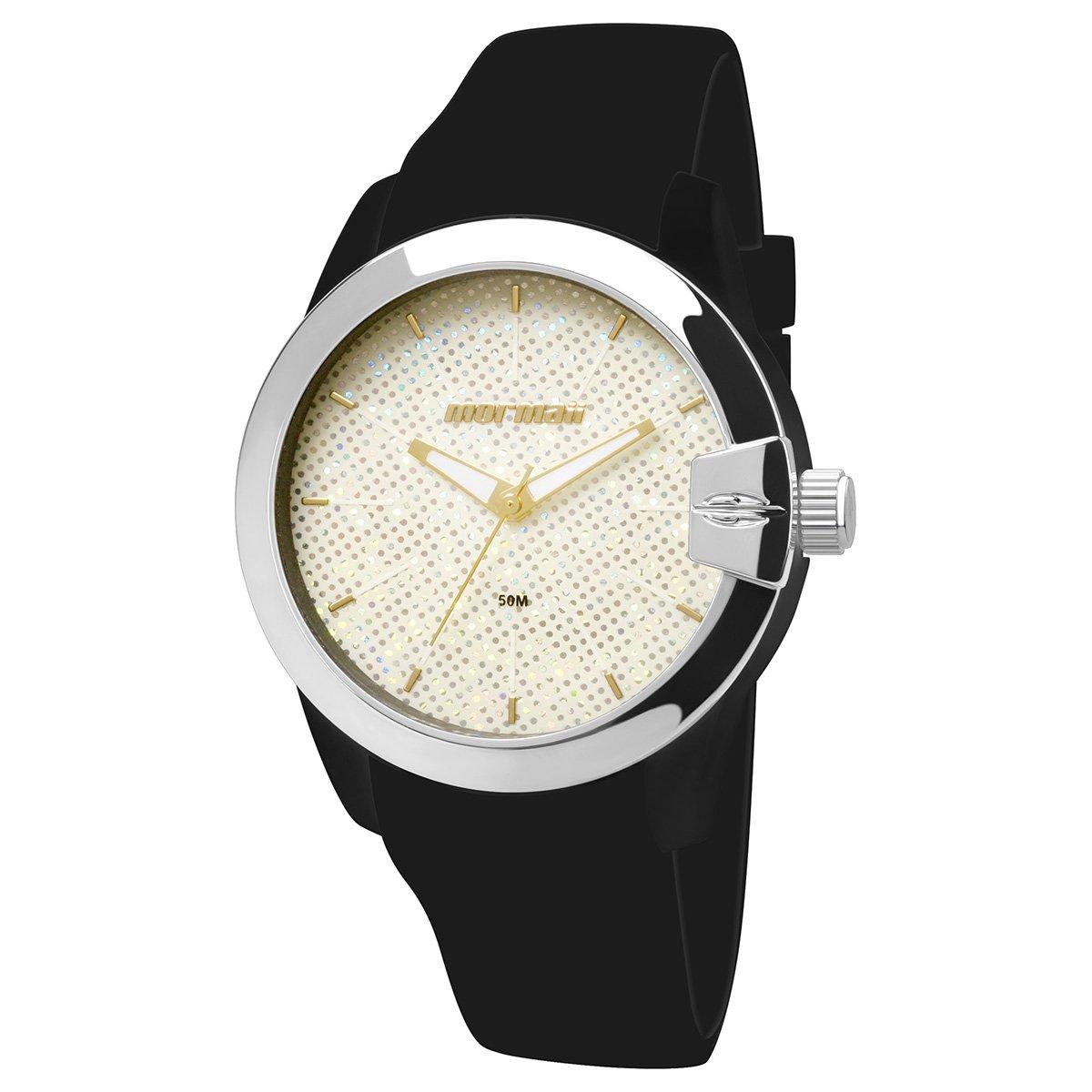 Relógio Analógico Mormaii Mo2039Ah-8K Feminino