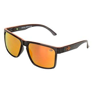 427cd1bb1cff7 Óculos de Sol Mormaii Monterey Fumê Translucido Lara Masculino