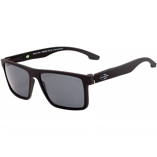 Óculos de Sol Mormaii Banks Masculino - Preto - Compre Agora   Netshoes 9bd830351b