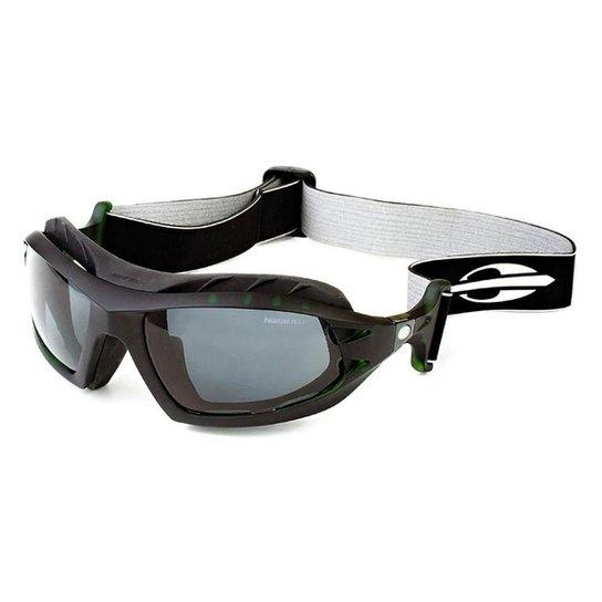 8a90ad86d Óculos De Sol Mormaii Floater Kit Demi Fosco/Lente Nylon Polar - Preto