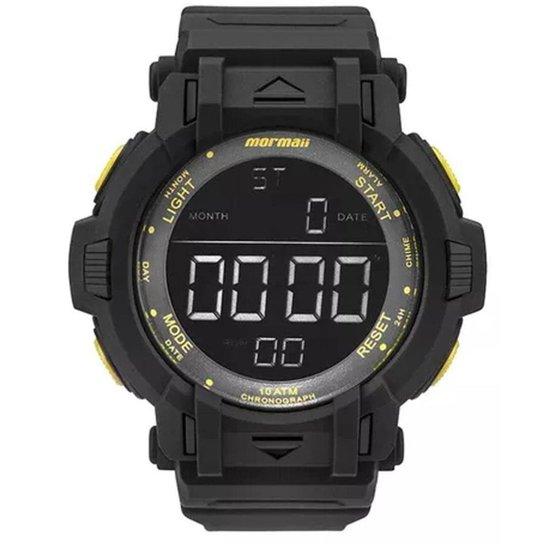 be6d7a16b31cc Relógio Masculino Mormaii Mom08111c 8Y - Preto - Compre Agora