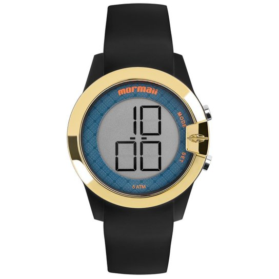 f784aa9e14 Relógio Mormaii Feminino Luau - MO13001 8A MO13001 8A - Compre Agora ...