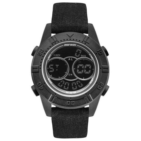 fd33b5c83c2 Relógio Mormaii Masculino Acqua Action - MO150915AH 2P MO150915AH 2P - Preto