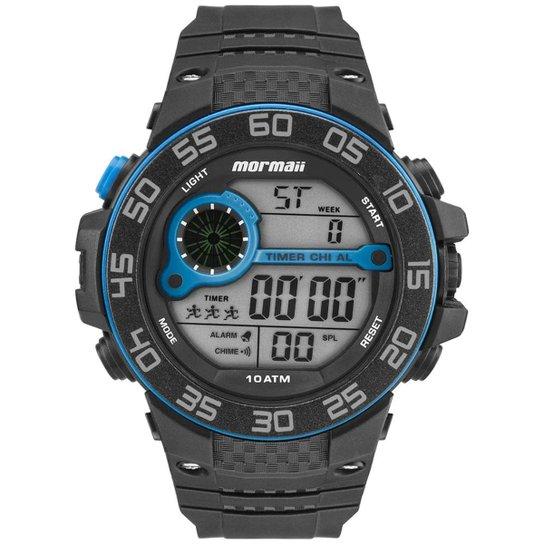 481e601641b Relógio Mormaii Masculino Wave - MO9451 8A MO9451 8A - Preto ...