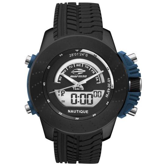 76369059eef Relógio Mormaii Masculino Premium - MOVA002 8P MOVA002 8P - Preto ...