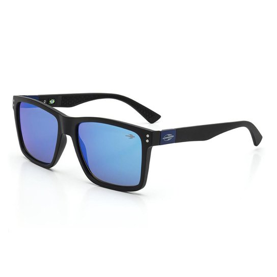 dd1e14b21024a Óculos De Sol Mormaii Cairo - Preto - Compre Agora