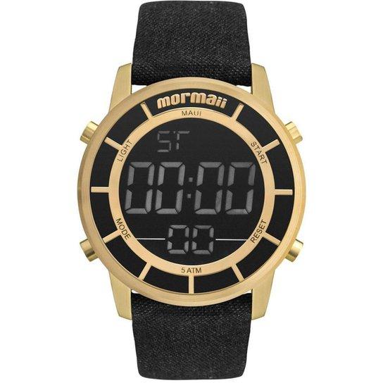 ab642c7eab8 Relógio Mormaii Mobj3463de 2x Feminino - Preto - Compre Agora