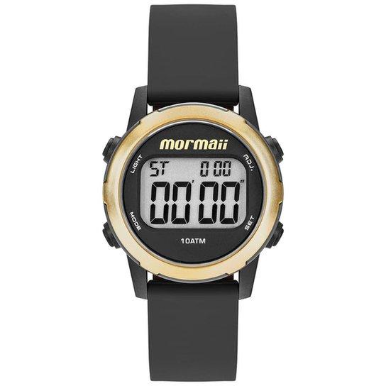 207783688f2 Relógio Mormaii Maui Feminino - Preto - Compre Agora