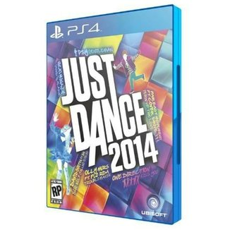 Game Ps4 Just Dance 2014