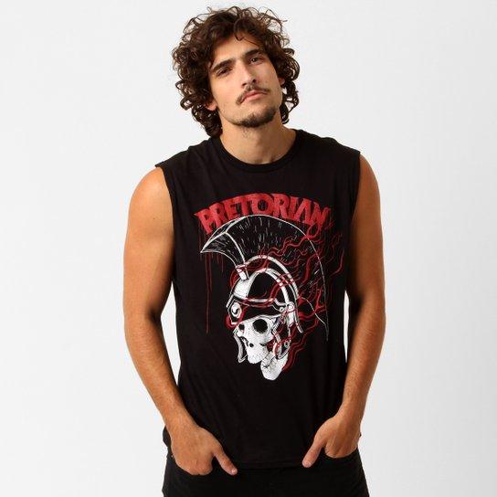 c5f9e99a67 Camiseta Regata Pretorian Caveira - Compre Agora