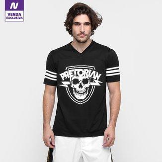 Camisetas Pretorian Masculinas - Melhores Preços  be1e3418ad9