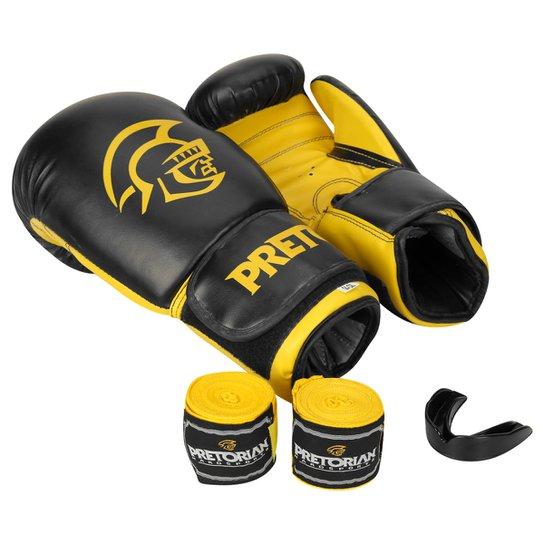 df86eeb60 Kit de Boxe Muay Thai Pretorian First 14 OZ - Compre Agora