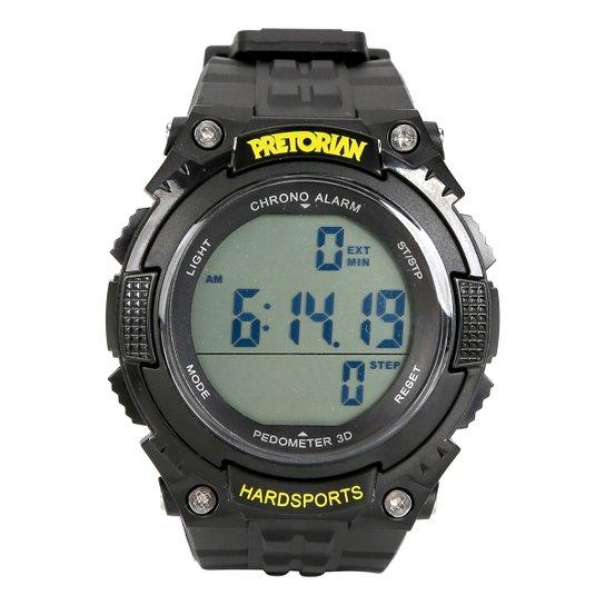 dae296c7d64 Relógio Pretorian Fight Com Pedômetro - Compre Agora