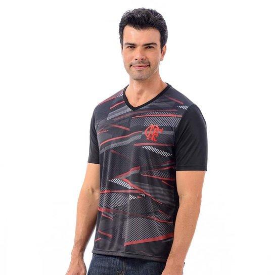 Camiseta Flamengo Shoot Braziline Masculino - Compre Agora  c47ef567ee291