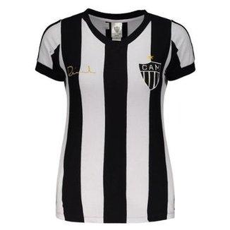 Compre Camisa Atletico Mineiro Feminina Online  ba2960154af42