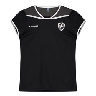 Compre Camisa Botafogo Feminina Online  e76be1664a49e