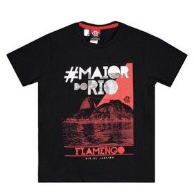 Camisa Flamengo Infantil Custom - Compre Agora  2bfdd21b63057