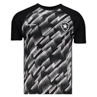 Compre Camisa Preta do Botafogo Online  9b17904feb12e