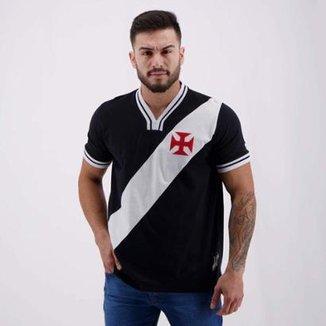 Camisa Vasco da Gama 74 Retrô Masculina 124e429205bcd