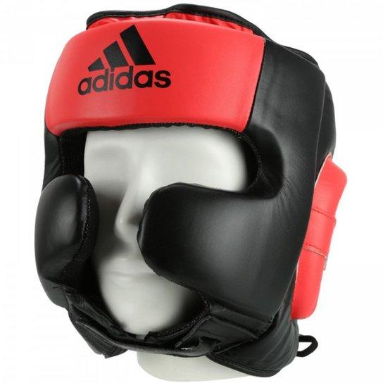 Protetor de Cabeça Adidas Sparring - Compre Agora   Netshoes 4b1bf4df82