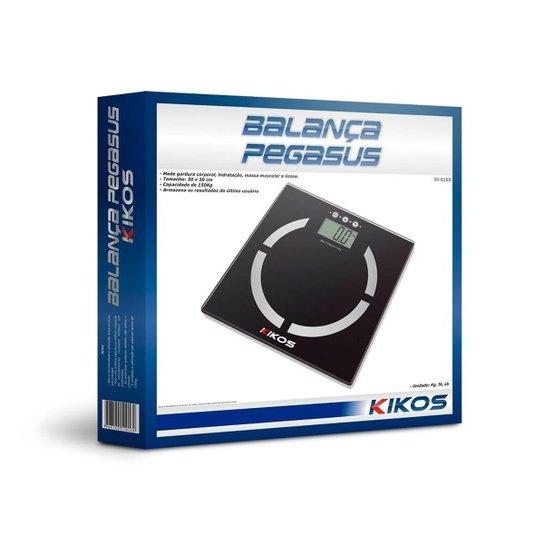 c1bf29b37 Balança Pegasus Kikos - Preto | Netshoes