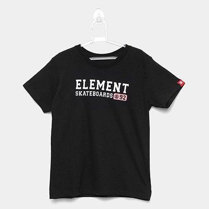 Camiseta Infantil Element Skateboards