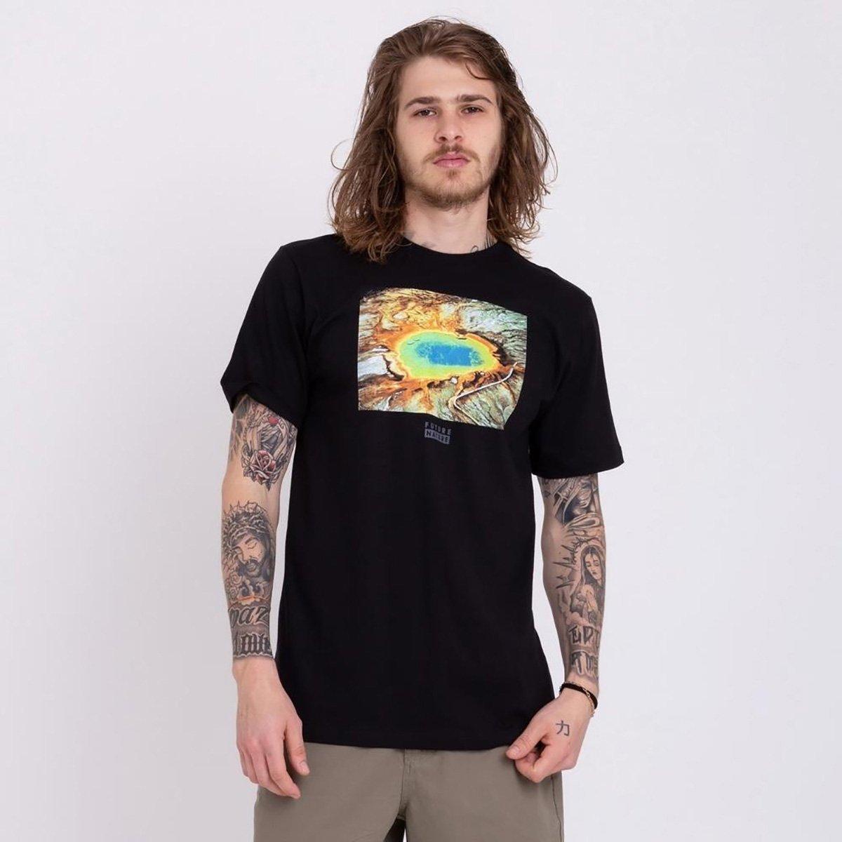 Camiseta Element Geyser Masculina